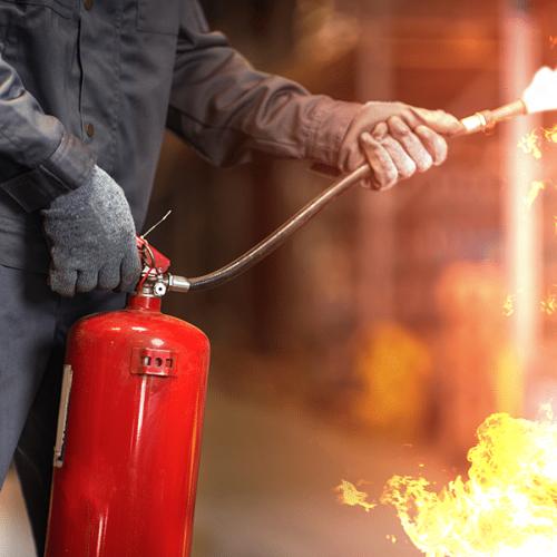 Fire Safety - Trojan Safety Dublin